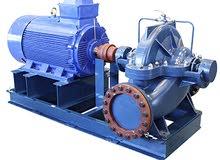 mechanical technician for maintenance water pumps
