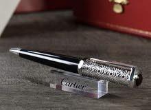 قلم كارتير سانتوس دومو / Cartier Santos Dumont pen