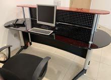 reception desk for sale مكتب إستقبال