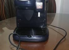 ماكينة قهوة ديلونجي لعمل الاسبرسو والكابتشينو برغوة هايلة وعمل جميع المشروبات