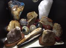 مجموعة احجار متنوعه لعشاق الانتيكه