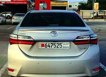 Toyota corolla for sale with Very low millage