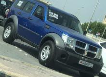 للبيع سيارة جيب دودج 2007