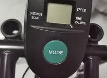 Exercise bike or elliptical