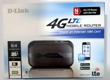 D-Link (4G) LTE Mobile router