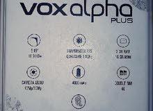 iris vox alpha plus