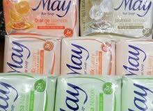 صابون استحمام ماليزي بالكرتون