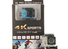 كاميرا 4k ضد المي و الصدمات فيديو وصور