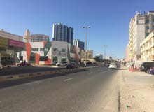 للبيع ارض سكني استثمارى بموقع مميز جداً  - منطقة البستان - بإمارة عجمان