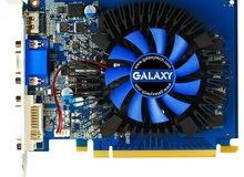 كارت شاشة 2جيجا للبيع nevdia gt630 128bit