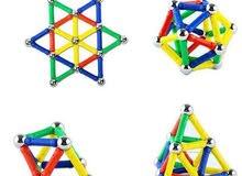 Magnetic Sticks. العصي المغناطيسية