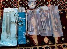 أدوات طب أسنان (Dental instruments ) غير مستعملة