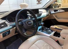 Automatic Brown Audi 2012 for sale