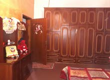 غرفة نوم اطفال ودولاب مهني