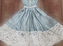فستان بقصه يونانيه