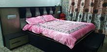 غرفه نوم تركيا كبيرة من النوع الممتاز استعمال بسيط جدا 11 قطعه،سعرها مليون وربع