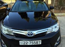 Used condition Toyota Camry 2012 with 120,000 - 129,999 km mileage