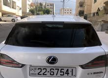 Lexus CT 2013 for sale in Irbid