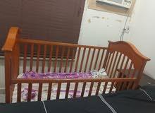 سرير بيبي للبيع