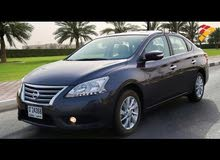 For a Day rental period, reserve a Nissan Sentra 2016