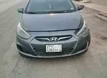 Grey Hyundai Accent 2015 for sale