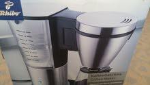 صناعة ألماني  (البيع في صنعاء فقط/ تلفون: 734676646) Coffee Maker