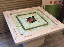 Carrom board new 4in1 for sale كيرم للبيع