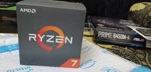 معالج Ryzen 7 2700 جديد