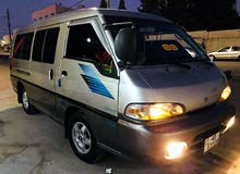 Diesel Fuel/Power car for rent - Hyundai H100 2001