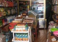 محل للبيع دو سجل تجاري مجهز بالماء و الكهرباء