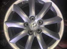 Orignal 4 rim with new tyre size 18 for lexus