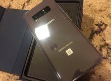 Galaxy Note 8 مستعمل بس نظيف جدا من اميركا