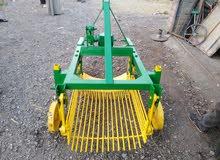 ماكينة حصاد البطاطس