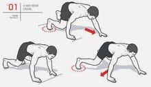 مدرب لياقة بدنية Fittness trainer