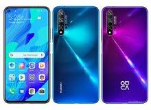 Huawei Nova 5T بسعر خرافي+ باك كفر اصلي