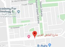ارض للبيع 1450متر مصر مميزة الجديدة  شيراتون الملتقى العربي