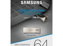 فلاش ميموري ذاكرة 64  SAMSUNG