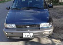 Hyundai Santamo 1997 For sale - Blue color