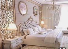 تصنيع غرف نوم حسب الطلب