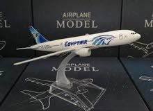 نماذج الطائرات المعدنية القابلة للتحصيل / الزخرفية