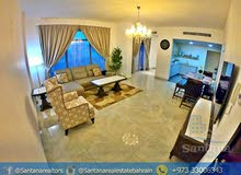 High Floor 3 Bed Furnished For Rental In Juffair Near Ramez