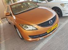 مازدا 6 مديل 2009 للبيع بي 1300