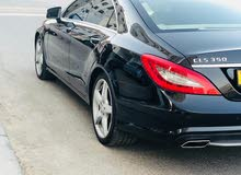 Gasoline Fuel/Power   Mercedes Benz CLS 350 2012