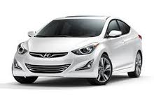 Per Month rental 2016AutomaticElantra is available for rent