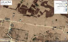 قطعة ارض للبيع في بوفاخرة