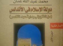 دولة الاسلام في الاندلس