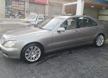 Used condition Mercedes Benz S350 2004 with  km mileage