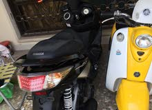 Baghdad - Yamaha motorbike made in 2016 for sale