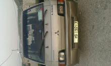 Manual Beige Mitsubishi 1988 for sale