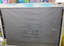 ثلاجة عرض 2 متر نظيفة